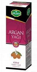 Argan Oil 20 ml Glass Bottle Natural Essential Oil
