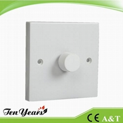 1-G 1-W Light Dimmer Swi