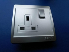 13A Electrical Switch Socket