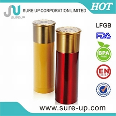 Top grade 304 stainless steel bullet thermo