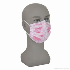 Printing Disposable face mask