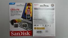 SanDisk / 閃迪64GB  高速酷豆 USB 3.0 U盤 SDCZ43-064G
