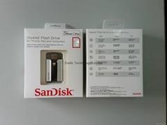 SanDisk閃迪 64GB 蘋果手機U盤