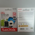 SanDisk 閃迪 128GB 高速microSDXC 內存卡儲存  1