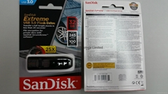 Sandisk/闪迪 32GB U盘 至尊高速 USB 3.0