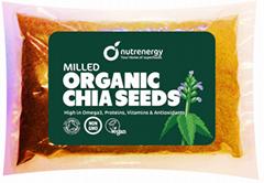 Milled Organic Chia Seeds