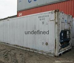 40尺二手冷藏集装箱出售