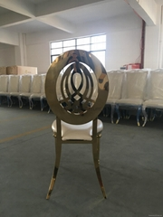 hot sell stainless steel chair