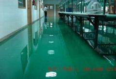 地坪漆工程施工
