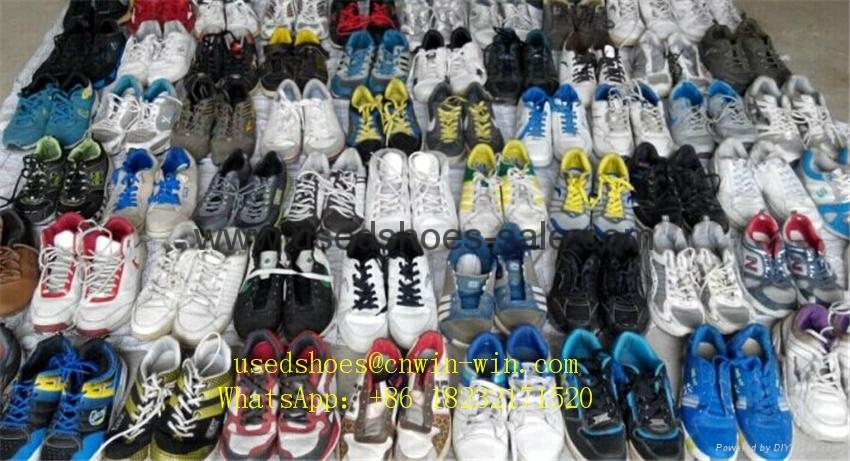 8751f057382db used shoes high quality second hand shoes - wholesale used ...