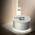 ideedot 3 in 1 magic 4 usb charger with bluetooth and LED light 2
