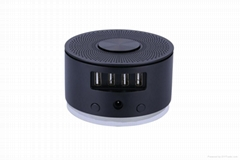 ideedot MAGICBOX1 創意床頭多功能音樂充電器 3合1