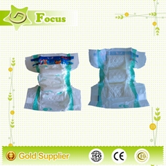 quick absorption and dry high quality disposable sleepy baby diaper