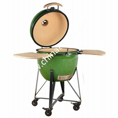 china TOPQ Commercial bbq kamado grill outdoor cooking kitchen ceramic pizza ove