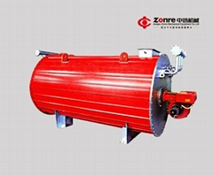 Gas oil heater
