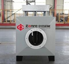 Air fan heater