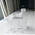 120毫升60毫升30毫升蒙砂白玻璃瓶波斯顿玻璃瓶系列 2