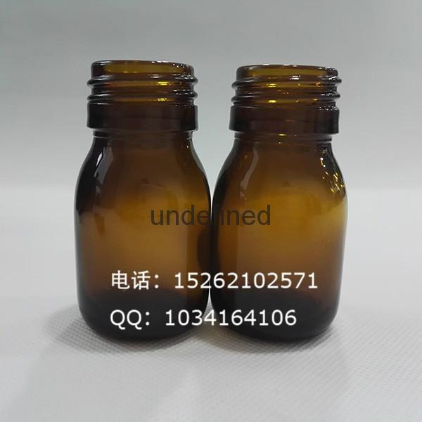 口服液糖漿輕量玻璃瓶配防盜蓋 3