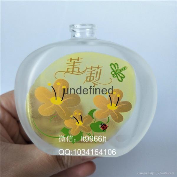 High quality perfume glass bottle 5