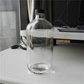 1000毫升28口透明波斯顿玻璃瓶 2
