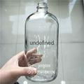 1000毫升28口透明波斯頓玻璃瓶 5