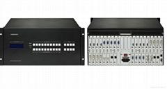 Seamless Hybrid Matrix Switcher