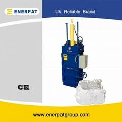小型立式廢海綿廢塑料壓縮液壓打包機