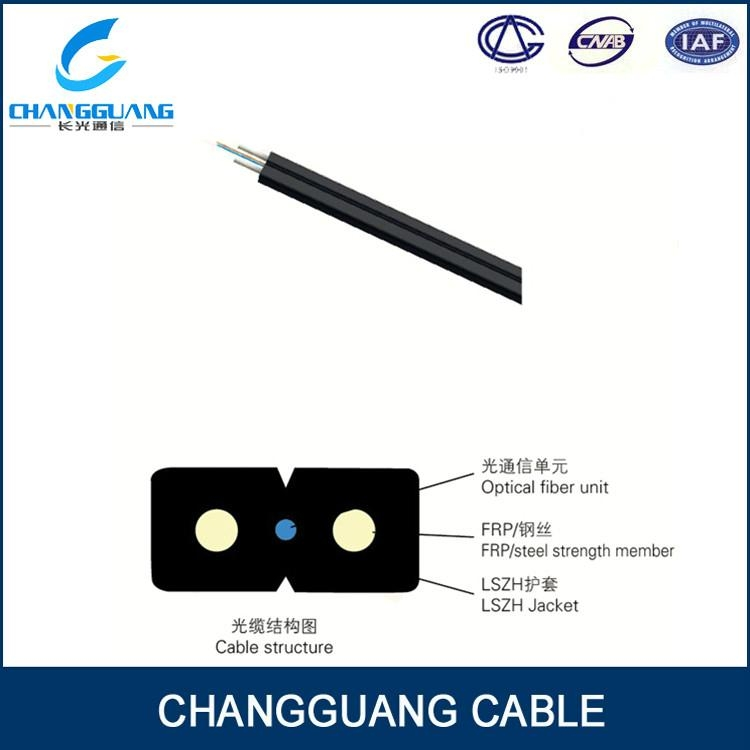 GJXFH FTTH drop fiber optic cable 2