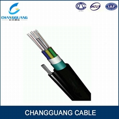 Hot sales GYTC8A Figure 8 stranded aerial fiber optic cable