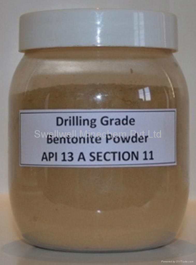 Drilling Grade Bentonite 4