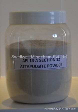 API 13 A SECTION - 12  : Attapulgite / Salt Clay 1
