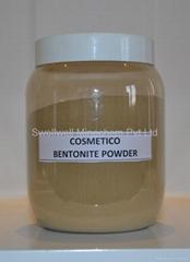 Cosmetic Grade Bentonite
