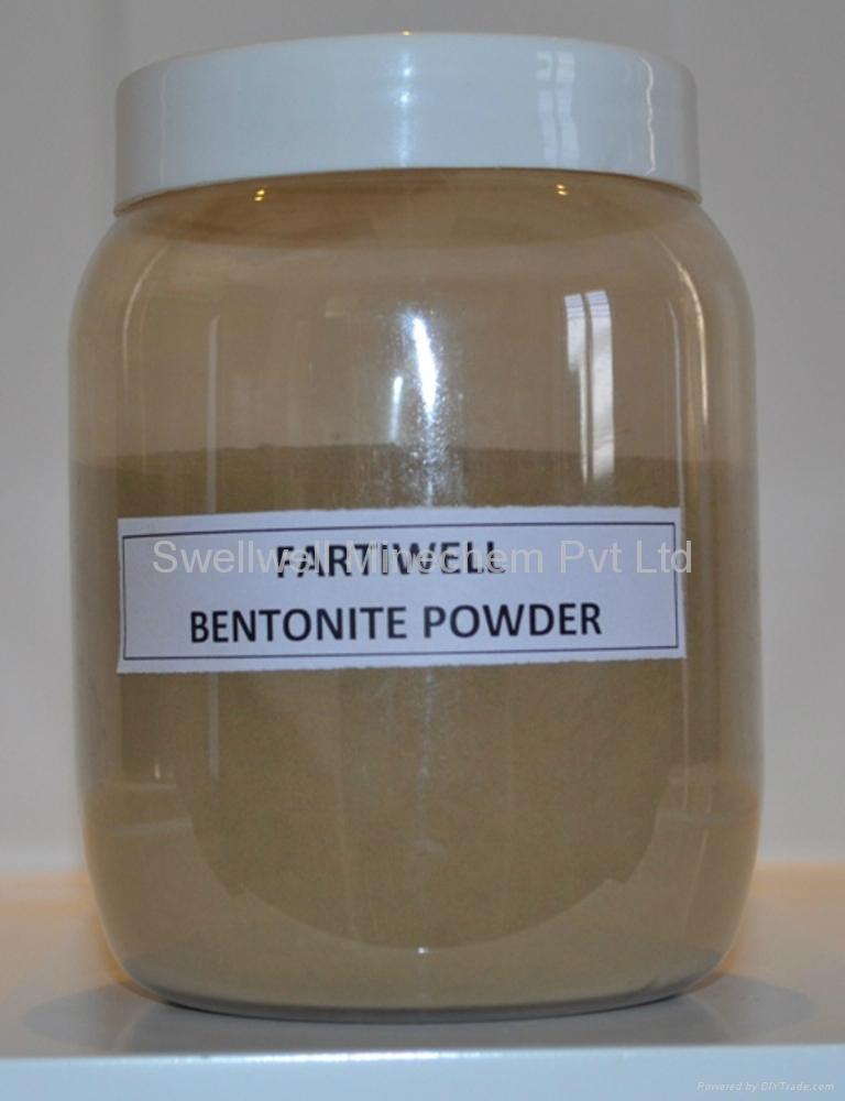 Fertilizer Grade Bentonite 1