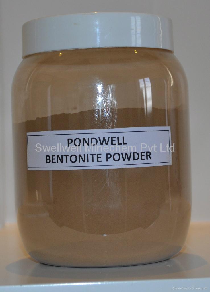 Pond Grade Bentonite 1