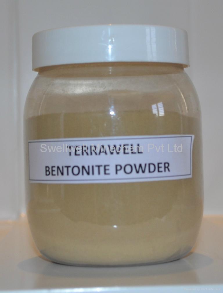 Ceramic Grade Bentonite 1