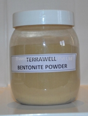 Ceramic Grade Bentonite