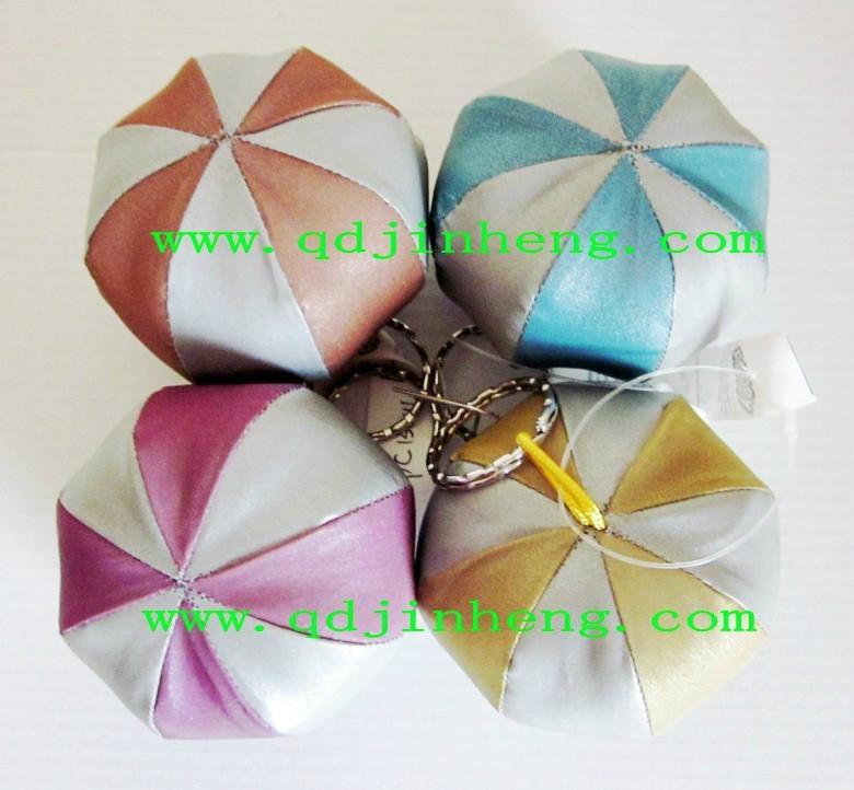5color reflective material balls stuffed