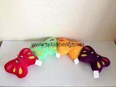 20cm stuffed butterfly