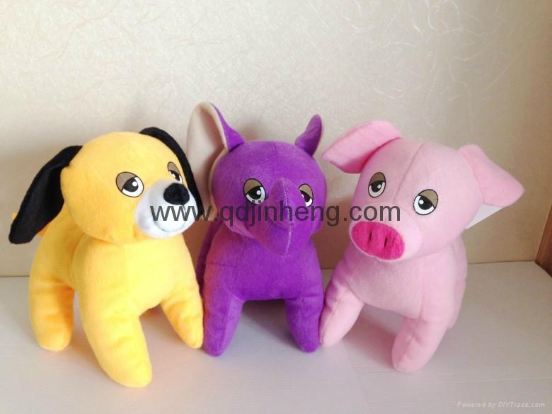 23CM sitting height stuffed animals