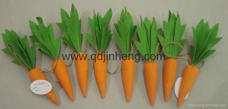 填充胡蘿蔔 1