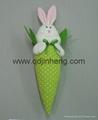 填充胡萝卜配兔子头 2