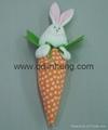 填充胡萝卜配兔子头 3