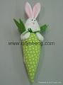 填充胡萝卜配兔子头 4