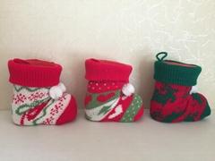 塑料聖誕靴