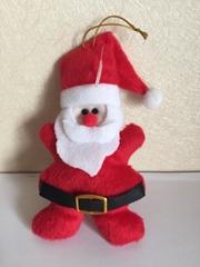 Plush Santa Claus