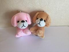 毛绒狗玩具