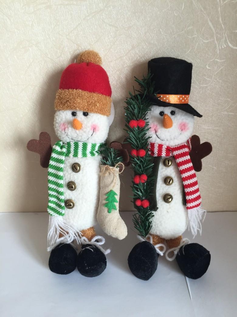 圣诞雪人 1