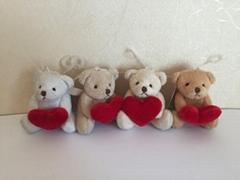 情人节小熊礼品