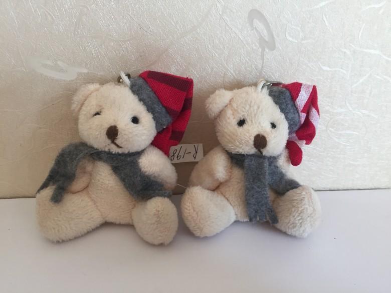 毛绒小熊玩具 1