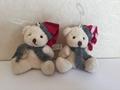 毛絨小熊玩具 1